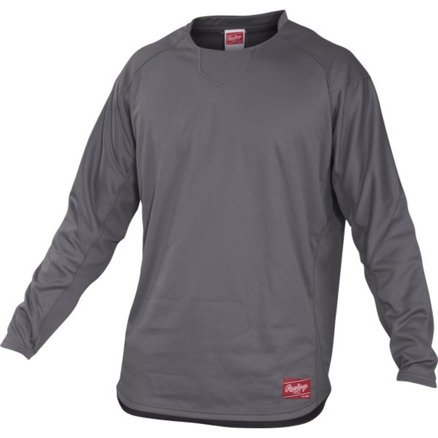 Rawlings Youth Long Sleeve Pullover