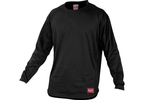 Rawlings Adult Long Sleeve Pullover
