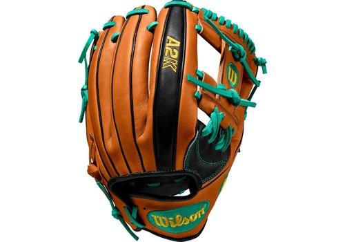 """Wilson A2K Matt Chapman Game Model 11.75"""" Infield Glove"""