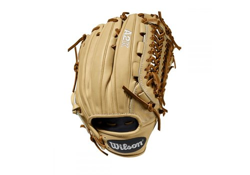 "Wilson A2K D33 11.75"" Pitcher's Baseball Glove"
