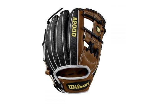 """Wilson A2000 1787 Superskin 11.75"""" Infield Baseball Glove"""