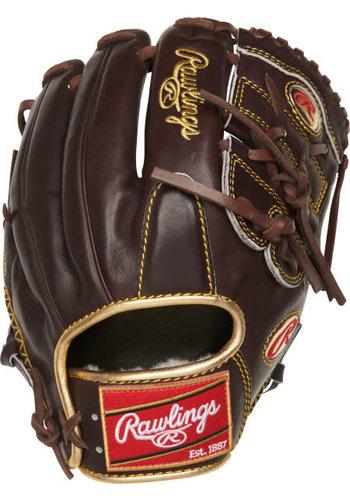 "Rawlings Gold Glove 11.75"" Mocha Infield/Pitcher Glove"