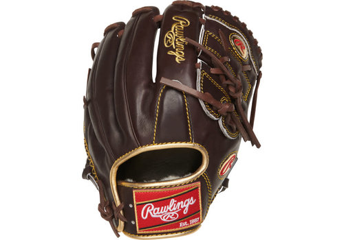 "Rawlings Gold Glove 11.75"" Mocha Infield/Pitcher Glove"