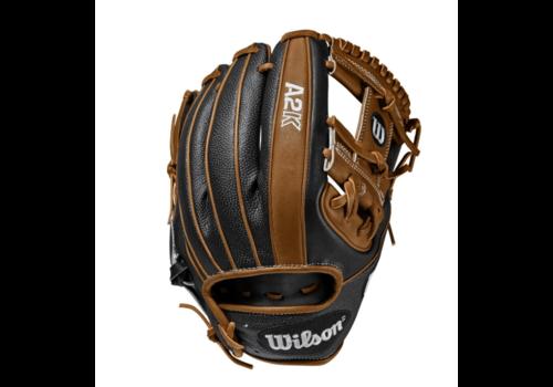 """Wilson A2K 1786SS 11.5"""" Infield Baseball Glove"""