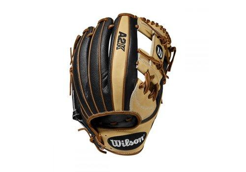 """Wilson A2K 1787SS 11.75"""" Infield Baseball Glove"""
