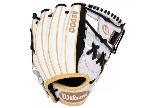 "Wilson A2000 H12 12"" SuperSkin Infield Fastpitch Glove"