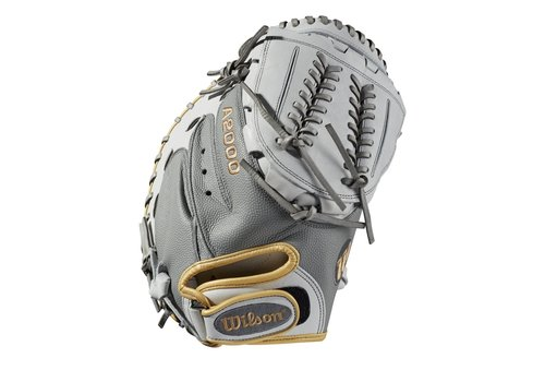 "Wilson  A2000 CM34 SuperSkin 34"" Catcher's Fastpitch Mitt"