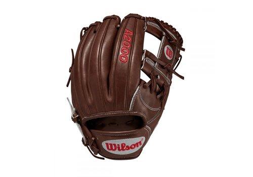 """Wilson 2020 A2000 1787 11.75"""" Infield Baseball Glove"""