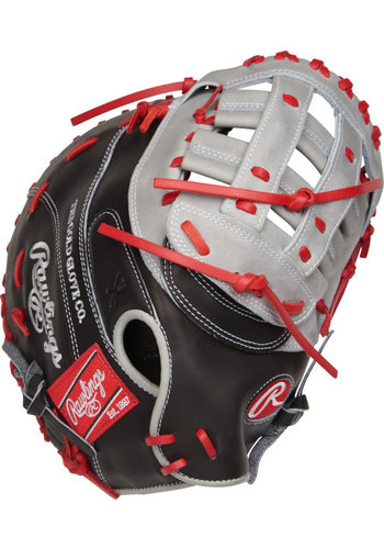 """Rawlings Heart of the Hide 12.25"""" First Base Mitt LHT"""