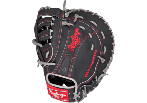 "Rawlings Heart of the Hide 12.5"" First Base Mitt LHT"