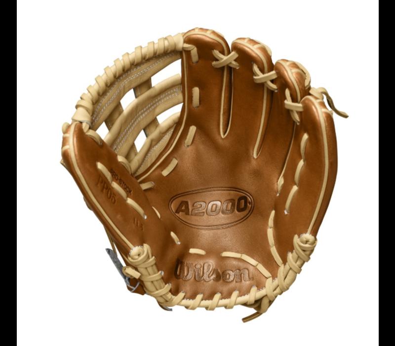"""A2000 PP05 11.5"""" Infield Baseball Glove"""