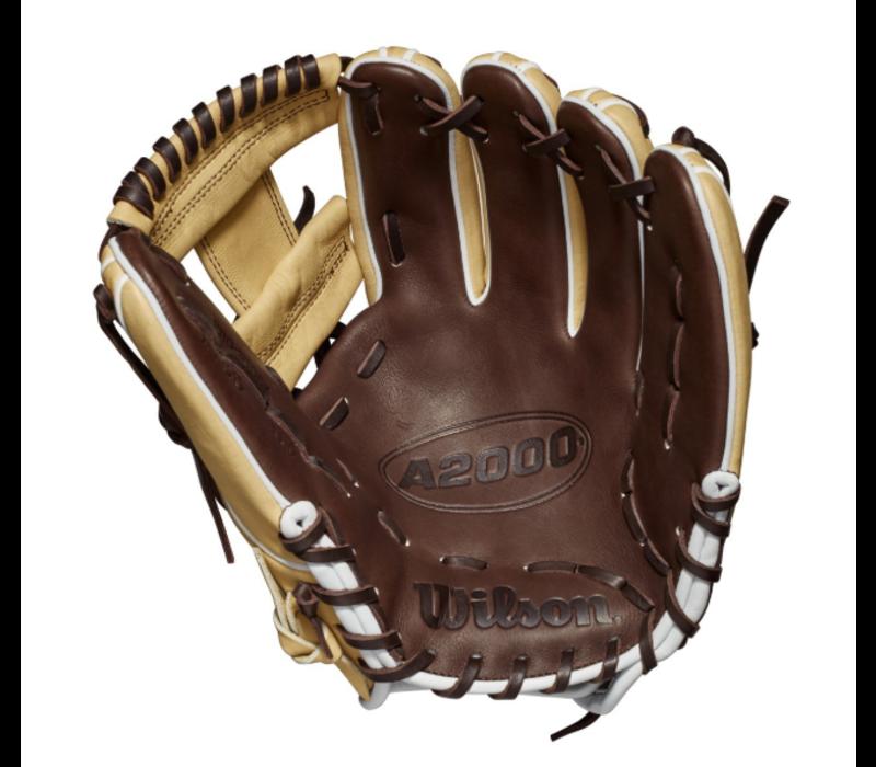 """A2000 1786 11.5"""" Infield Baseball Glove"""
