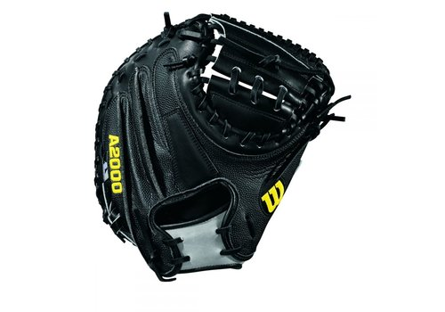 Wilson A2000 M2 SS SuperSkin Catcher's Mitt - 33.5""