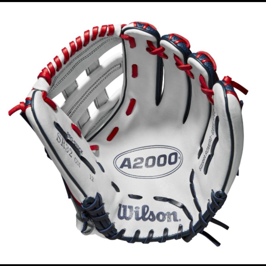"Wilson 2020 A2000 Sierra Romero Game Model 12"""