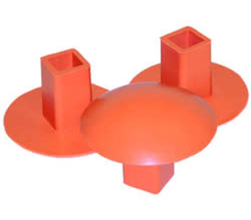 Molded Rubber Base Plug