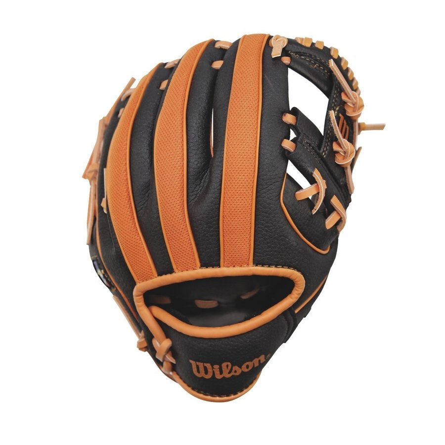 "Wilson A200 San Francisco Giants 10"" Tee Ball Glove Right Hand Throw"