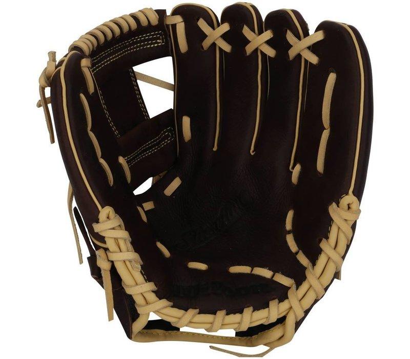 """A800 Showtime 11.5"""" Infield Baseball Glove"""