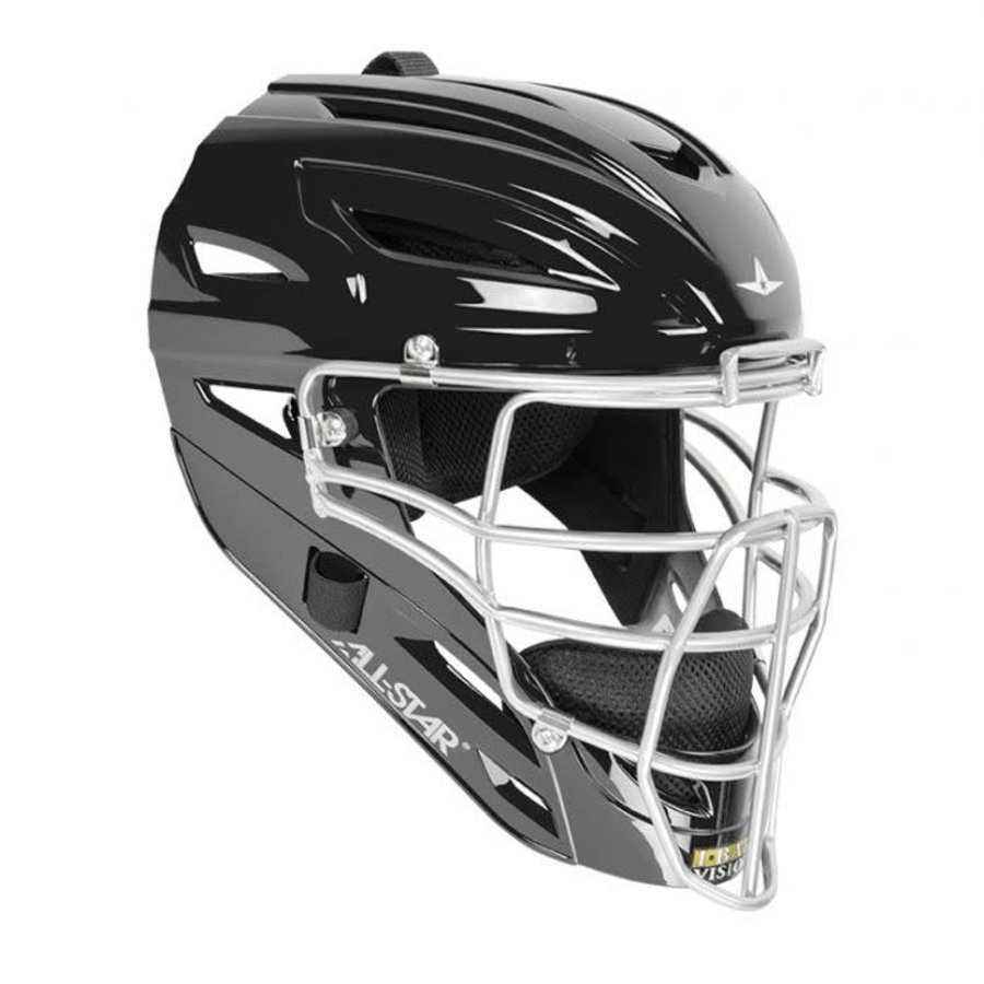 All-Star S7 Pro Adult Gloss Catching Helmet