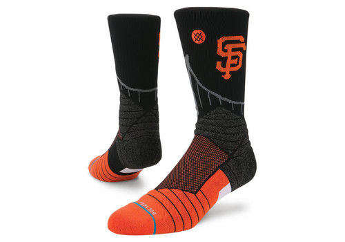 Giants Bridge Crew Socks