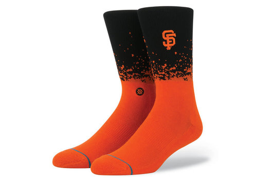 Stance Giants Fade Crew Socks