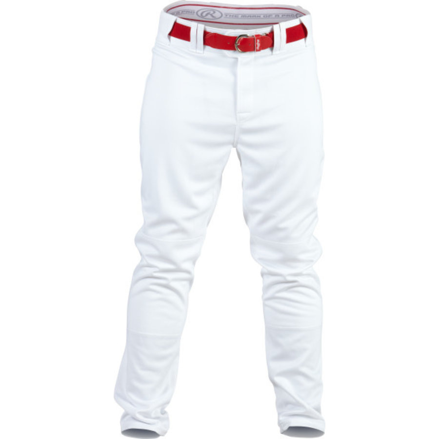 Rawlings Youth Semi-Relaxed Fit Baseball Pants