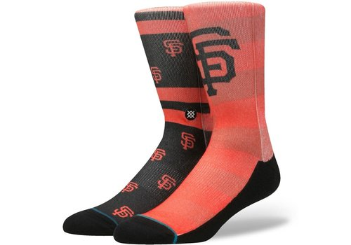 Stance Giants Splatter Socks