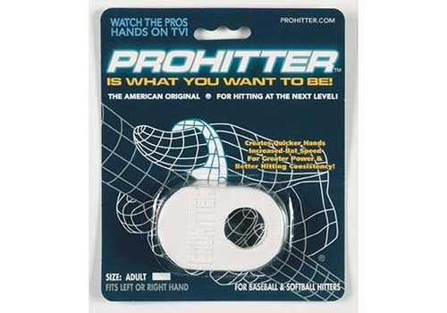 ProHitter Youth White