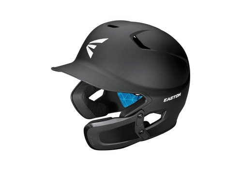 Easton Z5 2.0 Matte Batting Helmet w/ Universal Jaw Guard