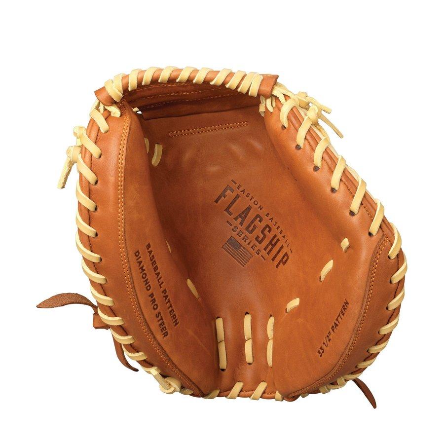 "Easton Flagship Series 33.5"" Catcher's Mitt"