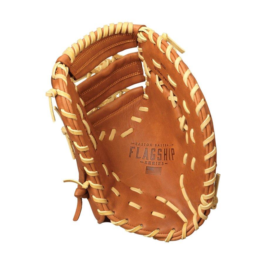 "Easton Flagship 12.75"" First Base Baseball Mitt"