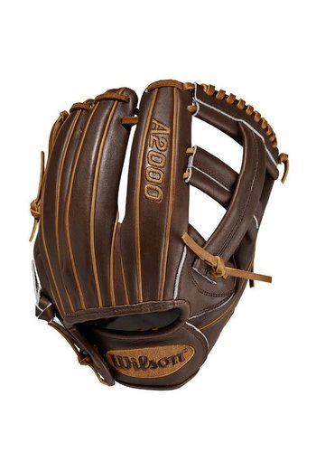 "Wilson 2020 A2000 Dustin Pedroia 11.75"" Infield Baseball Glove"