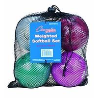Champion Weighted Softballs