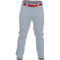 Men's Semi-Relaxed Solid Baseball Pant