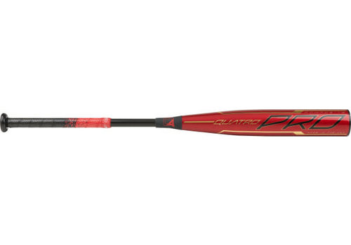 Rawlings 2020 Quatro Pro BBCOR Baseball Bat -3