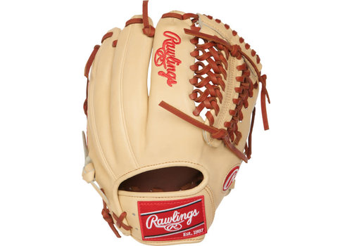 """Rawlings Heart of the Hide 11.75"""" Infield/Pitcher's Baseball Glove PRO205-4CT"""