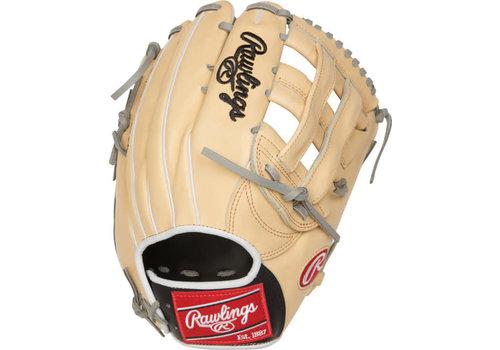 "Rawlings Heart of the Hide 12.75"" Outfield Baseball Glove PRO3039-6CBFS-RH"