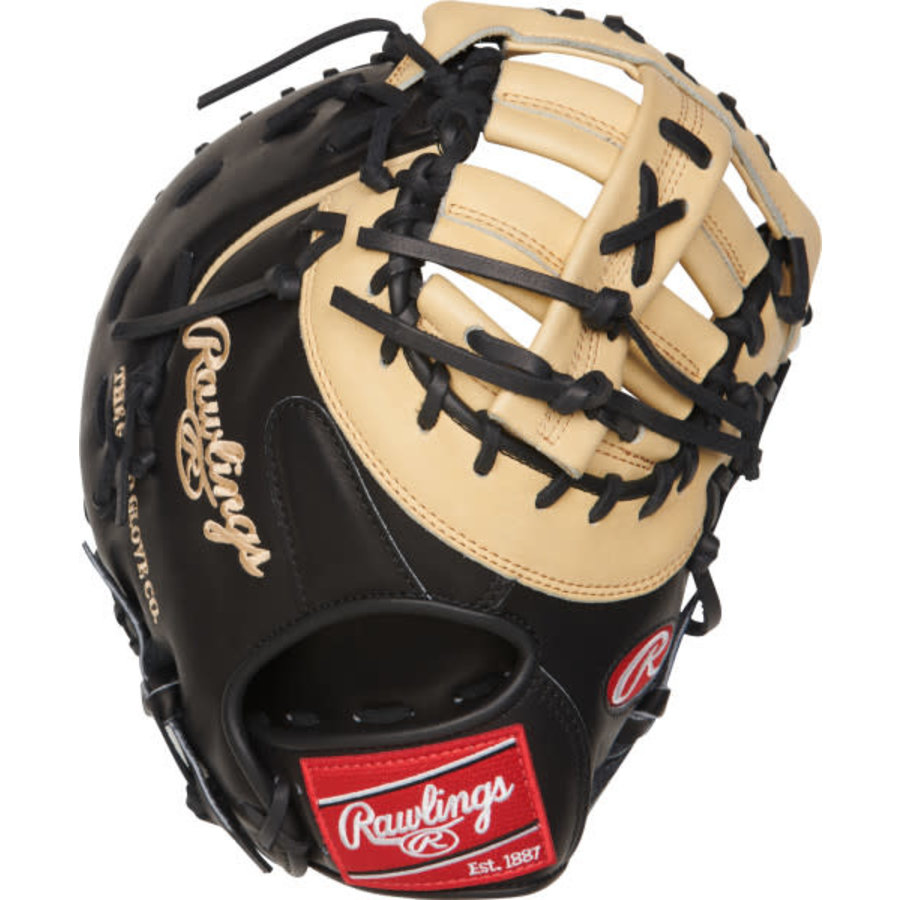 "Rawlings Heart of the Hide 13"" First Base Baseball Mitt PRODCTCB"