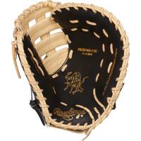 "Rawlings Heart of the Hide R2G 12.50"" First Base Baseball Mitt PRORFM18-17BC"