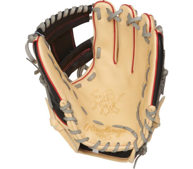 "Heart of the Hide 11.50"" Infield Baseball Glove PRO204-2CBG"