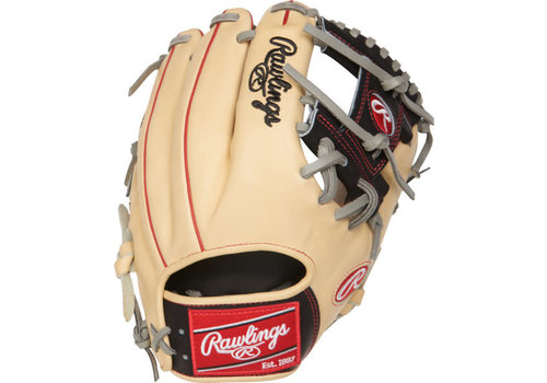 "Rawlings Heart of the Hide 11.50"" Infield Baseball Glove PRO204-2CBG"
