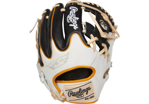 "Rawlings Heart of the Hide R2G 11.50"" Infield Baseball Glove PROR204W-2B"