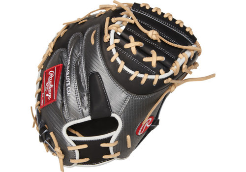 "Rawlings Heart of the Hide Hyper Shell 34"" Catcher's Baseball Mitt PROCM41BCF"