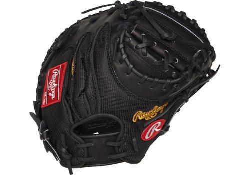 "Rawlings Heart of the Hide 34"" Yadier Molina Game Model Catcher's Baseball Mitt PROYM4"