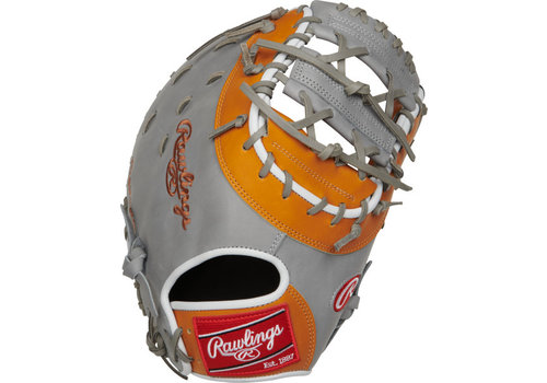 """Rawlings Heart of the Hide 12.75"""" Anthony Rizzo Game Model First Base Baseball Mitt PROAR44"""
