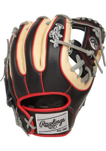 "Rawlings Heart of the Hide R2G 11.50"" Infield Baseball Glove PROR314-2B"