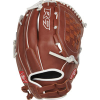 "Rawlings R9 Series 12.5"" Youth Fastpitch Glove"