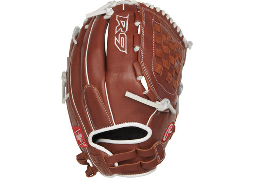 """Rawlings R9 Series 12.5"""" Youth Fastpitch Glove"""