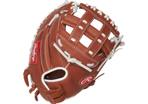 "Rawlings R9 Series 33"" Catcher's Fastpitch Mitt"