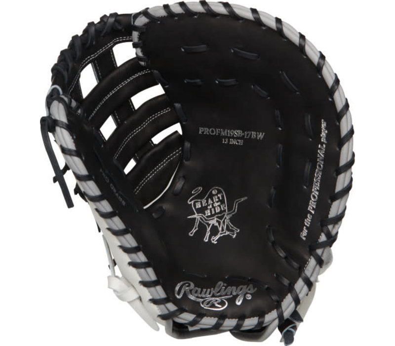 """Heart of the Hide 13"""" First Base Fastpitch Mitt"""