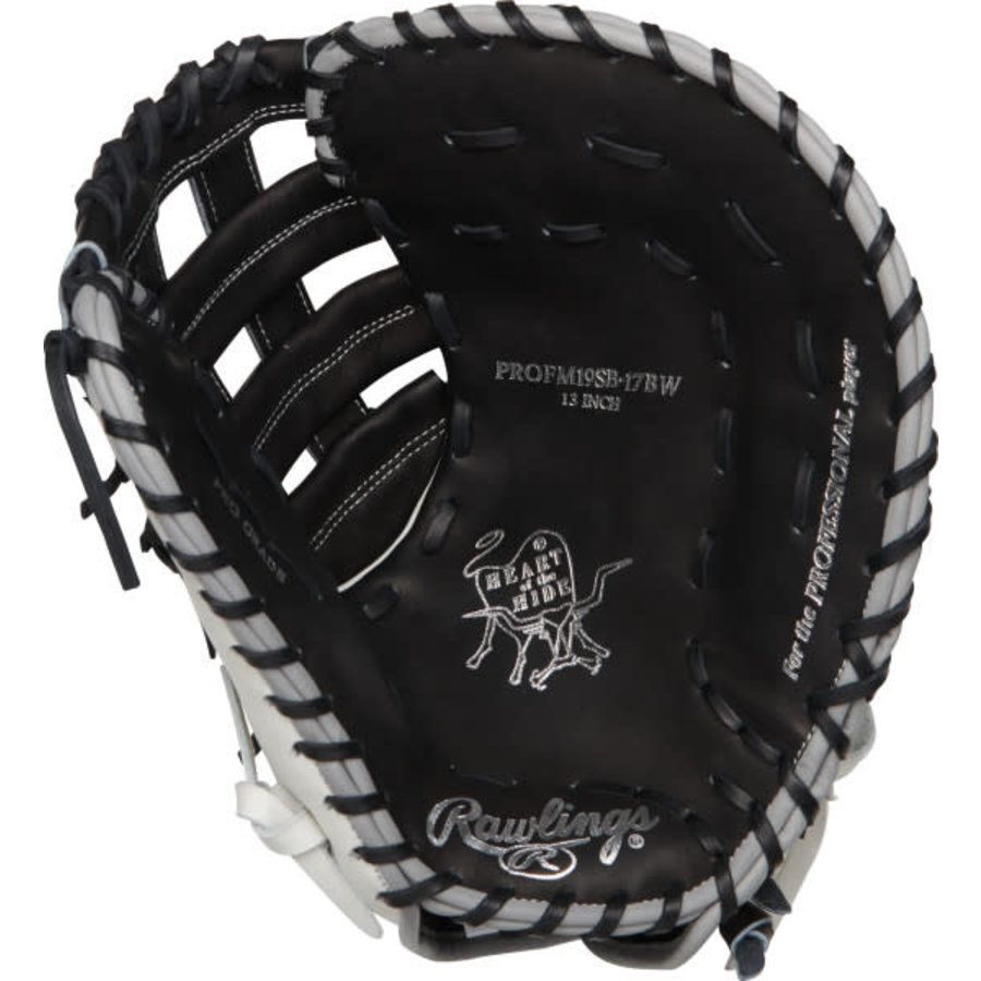 """Rawlings Heart of the Hide 13"""" First Base Fastpitch Mitt"""